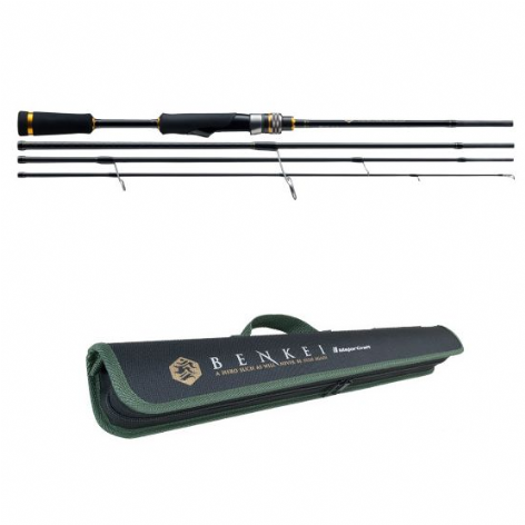 Major Craft Benkei BIS-644UL Travel Rod